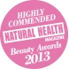natural-health-highly-commended-2013